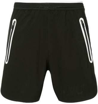 Blackbarrett zipped pockets shorts