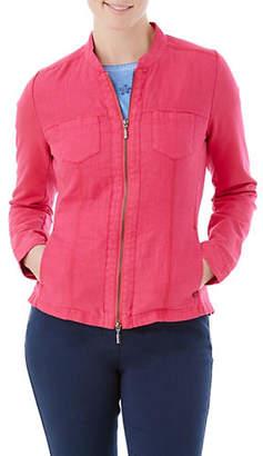 Olsen Combo Zip Jacket