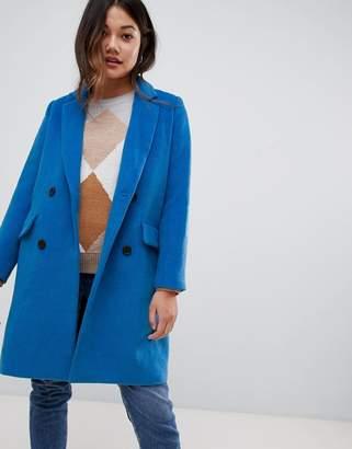Brave Soul glenda double breasted coat