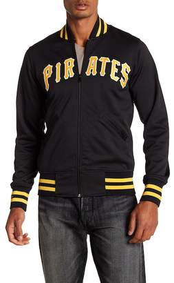 Mitchell & Ness Embroidered Pirates Jacket