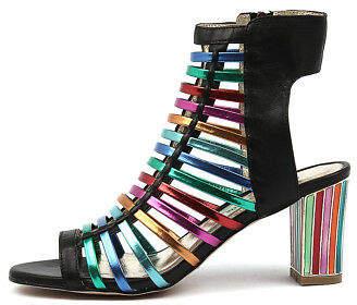 Django & Juliette New Narilla Womens Shoes Dress Sandals Heeled