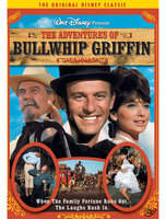 Disney The Adventures of Bullwhip Griffin DVD