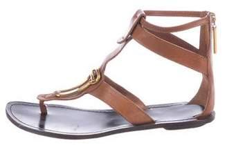 Maiyet Embellished Thong Sandals