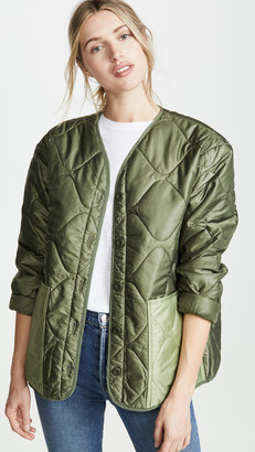 Anine Bing Andy Bomber Jacket