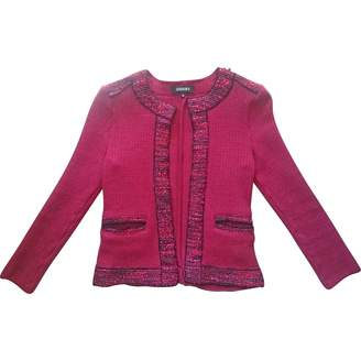 Georges Rech Burgundy Wool Jacket for Women