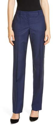 BOSS Teamea Rich Check Trousers