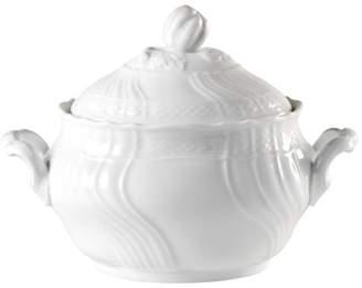 Richard Ginori Vecchio White Oval Sugar Bowl