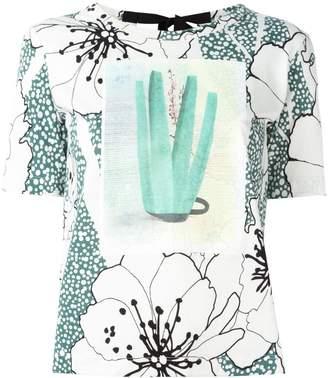 Marni tie-back Ruth Van Beek T-shirt