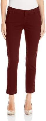 Lee Women's Modern Series Midrise Fit Linea Ankle Pant
