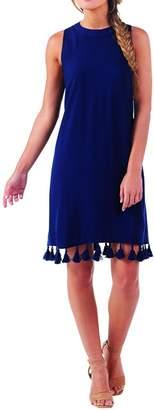 Mud Pie Cruz Tassel Dress
