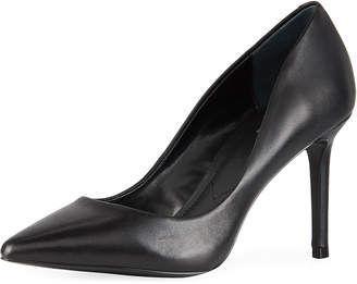Charles by Charles David Vicky Pointed-Toe Leather Pumps