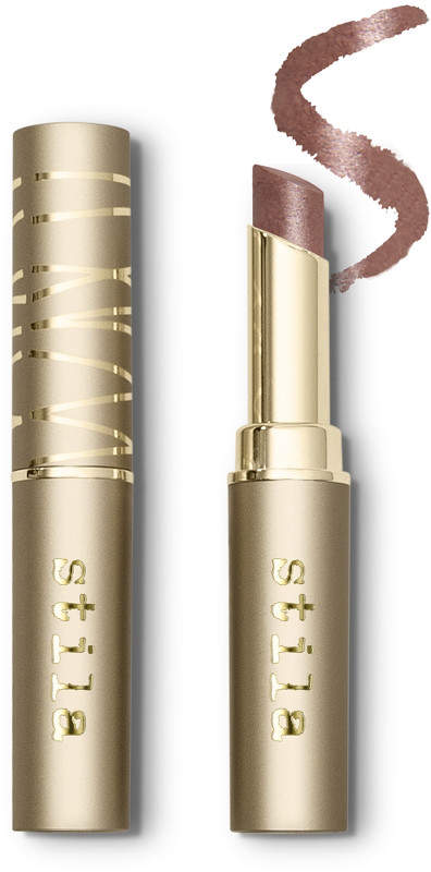 Stila Stay All Day Matte Metal Lipstick Dore Metallic Rose Gold