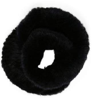 Pologeorgis Mink Fur Infinity Scarf