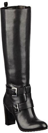 Nine WestNine West Skylight Knee-High Leather Boots