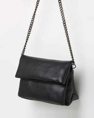 DECJUBA Fold Over Shoulder Bag