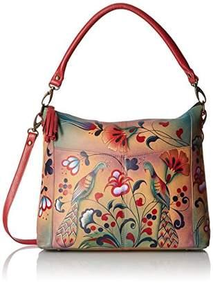 Anuschka Convertible Shoulder Bag Turkish Pottery $236.95 thestylecure.com