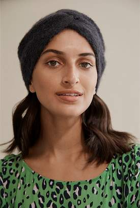 Country Road Fluffy Turban Beanie