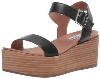 Steve Madden Women's Heiress Wedge Sandal
