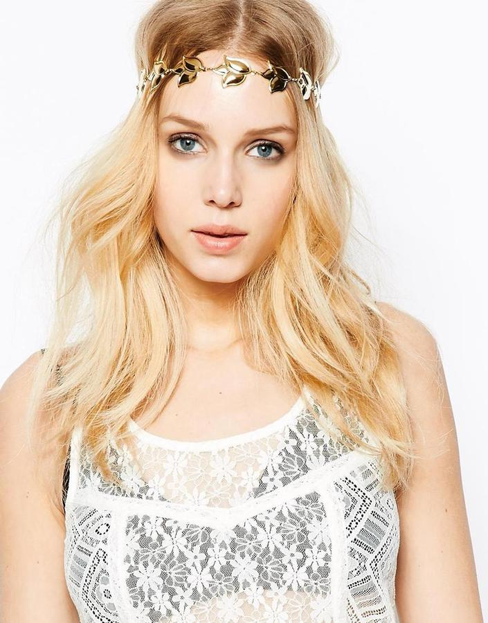 Asos Limited Edition Petal Headband
