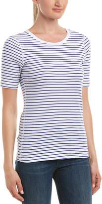 Three Dots Elbow-Sleeve T-Shirt