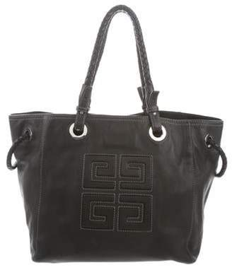Givenchy Leather Tote Bag Black Leather Tote Bag
