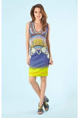 Hale Bob Alondra Neoprene Dress