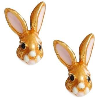 Kate Spade Desert Muse Bunny Stud Earrings