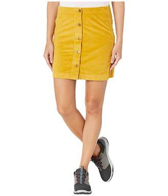 Toad&Co Cruiser Cord Skirt