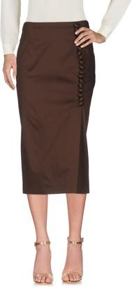 IVAN MONTESI 3/4 length skirts - Item 35355981BT
