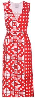 Teatum Jones Ella Ray knitted merino wool dress