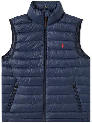 Polo Ralph Lauren Lightweight Down Gilet