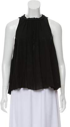Isabel Marant Sleeveless Flounce Top