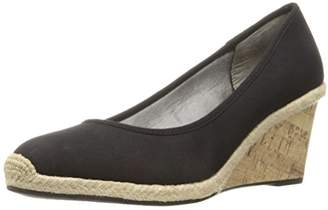 LifeStride Women's Listed Wedge Pump $15.78 thestylecure.com