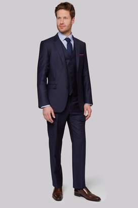 Ermenegildo Zegna Cloth Regular Fit Naples Blue Jacket