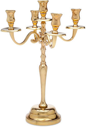 Godinger Lighting by Design Large Metal Candelabra