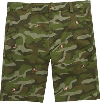 Vineyard Vines Camo Breaker Shorts