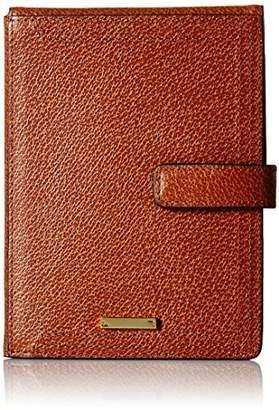 Lodis Women's Stephanie RFID Under Lock & Key Passport Wallet W/Ticket Flap