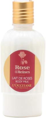 L'Occitane Women's 8.3Oz Rose Et Reines Body Milk