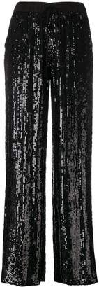 P.A.R.O.S.H. sequin trousers