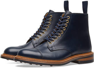 Tricker's Trickers END. x Axton Toe Cap Boot
