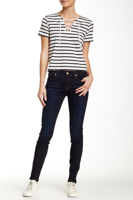 7 For All Mankind 7 For All Mankind Gwenevere Skinny Jean