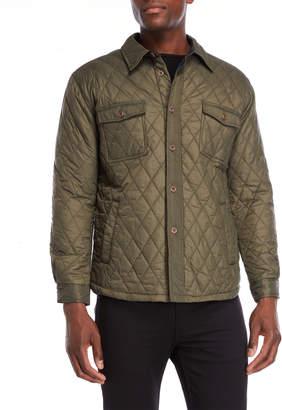 Weatherproof Nylon Shirt Jacket