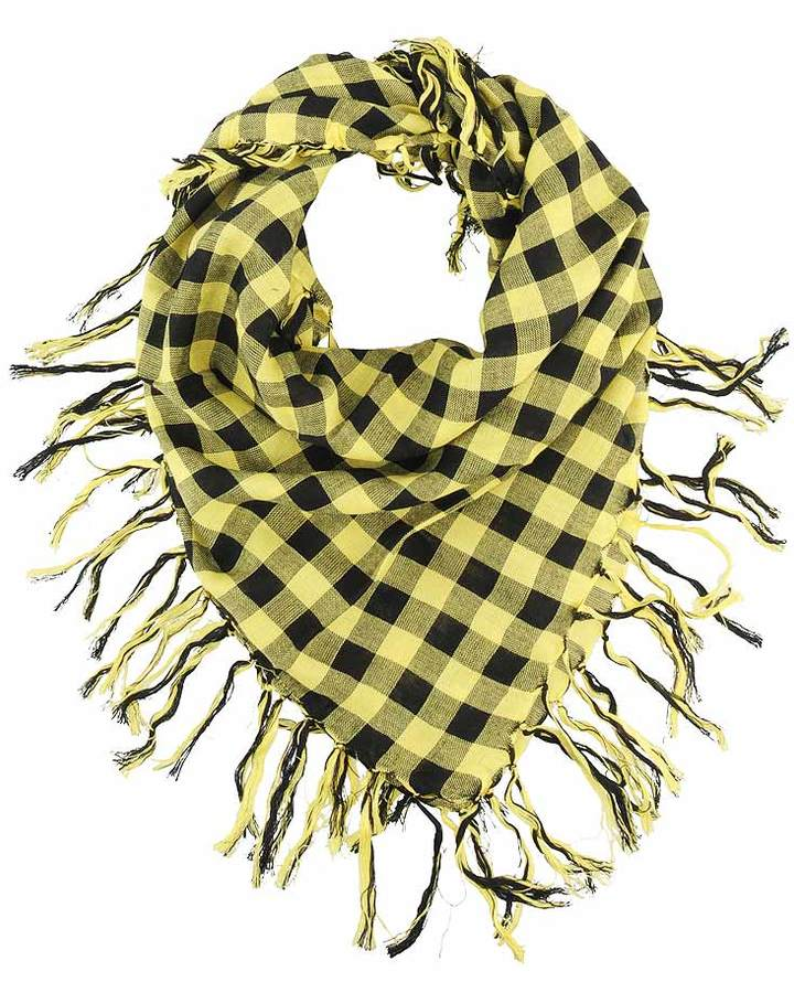 Ariyana Plaid Scarf