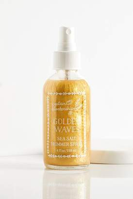Captain Blankenship Golden Waves Salt Spray