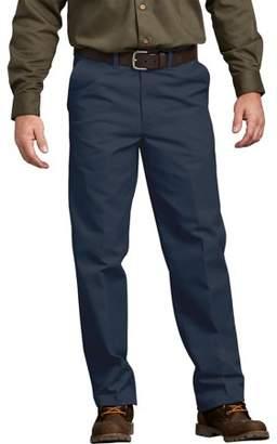 Dickies Men's Flat Front Comfort Waist Pants