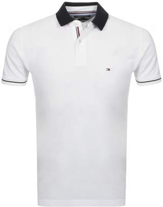 Tommy Hilfiger 1985 Regular Polo T Shirt White