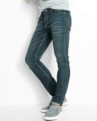 Express Skinny Dark Wash Performance Stretch+ Jeans