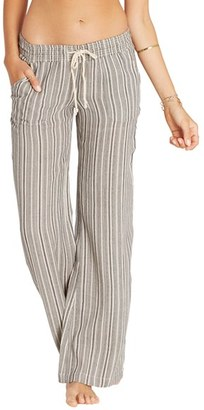 Women's Billabong Waves For Us Stripe Beach Pants $44.95 thestylecure.com