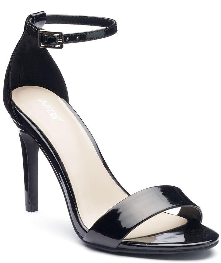 Apt. 9 Women's High Heel Sandals
