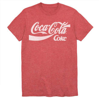 Novelty T-Shirts Classic Coca Cola Graphic Tee